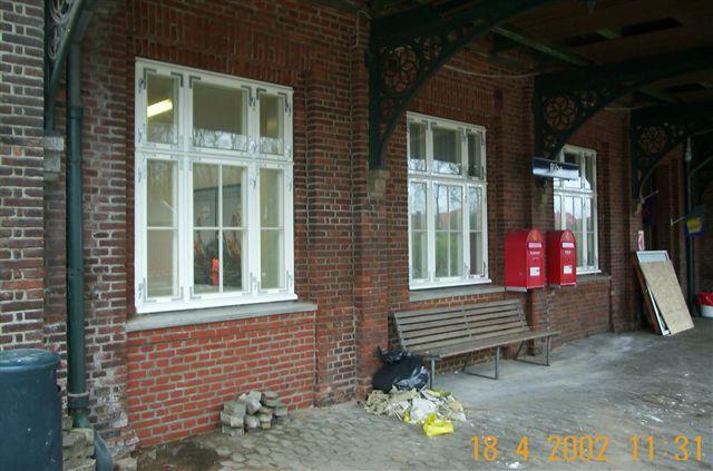 dsb station ribe billede3