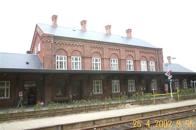 dsb station ribe billede9